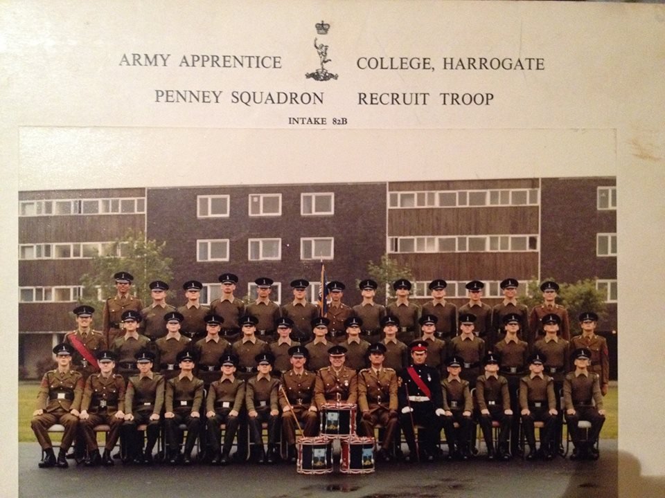 82B Penny Recruit troop