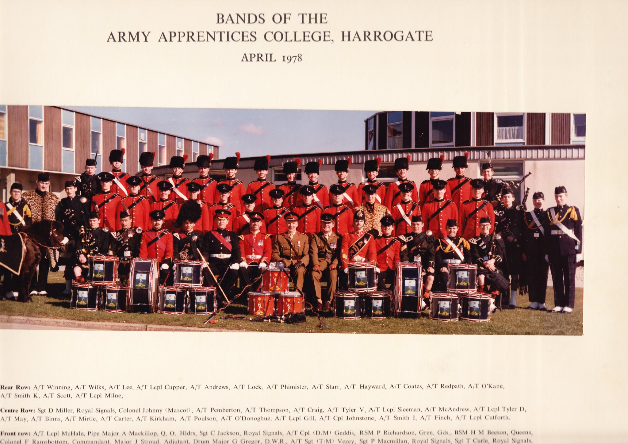 AAC Band April 78