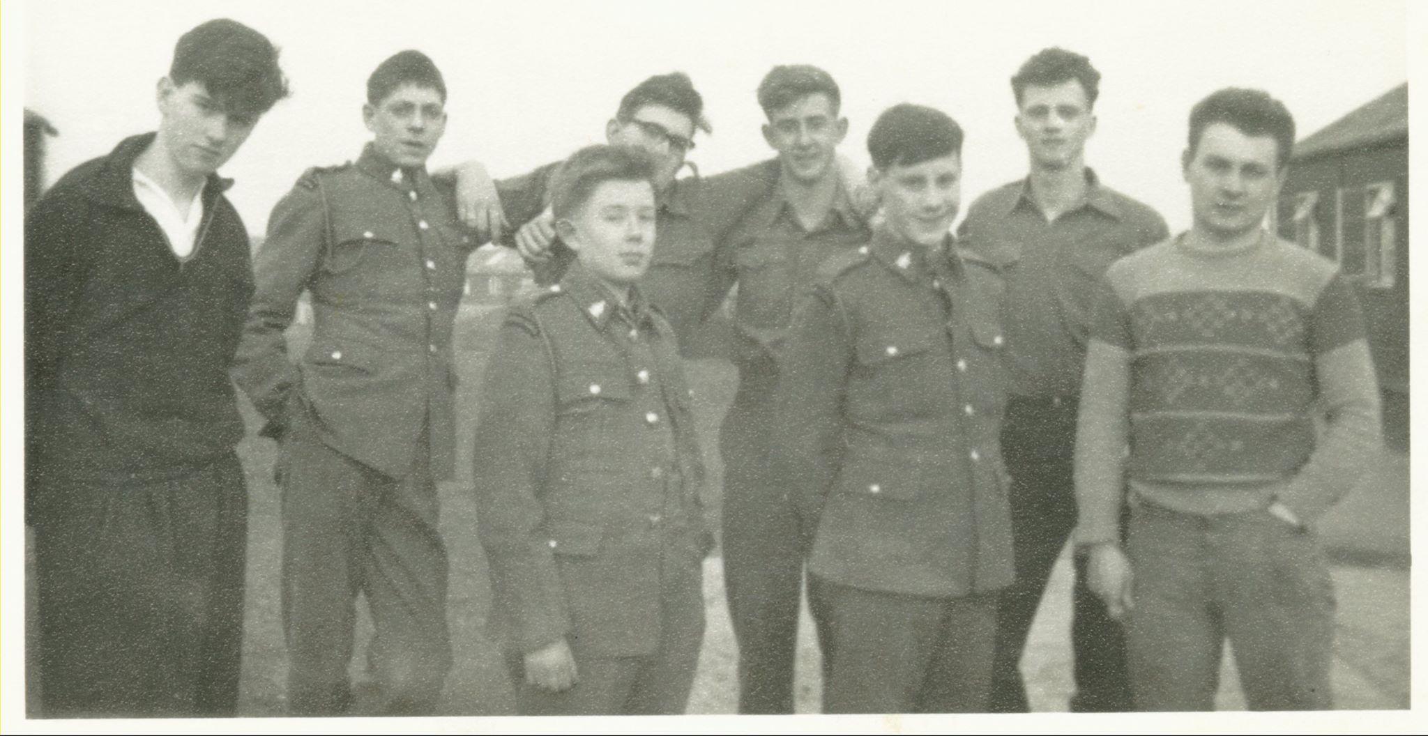 D Company 1961