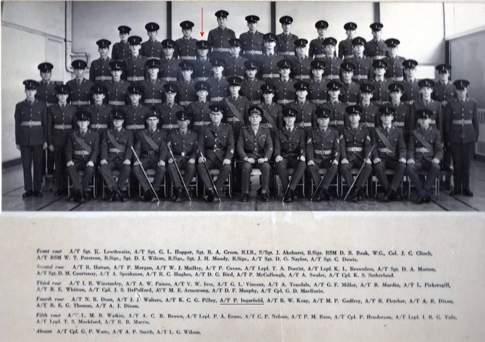 Graduation 1970