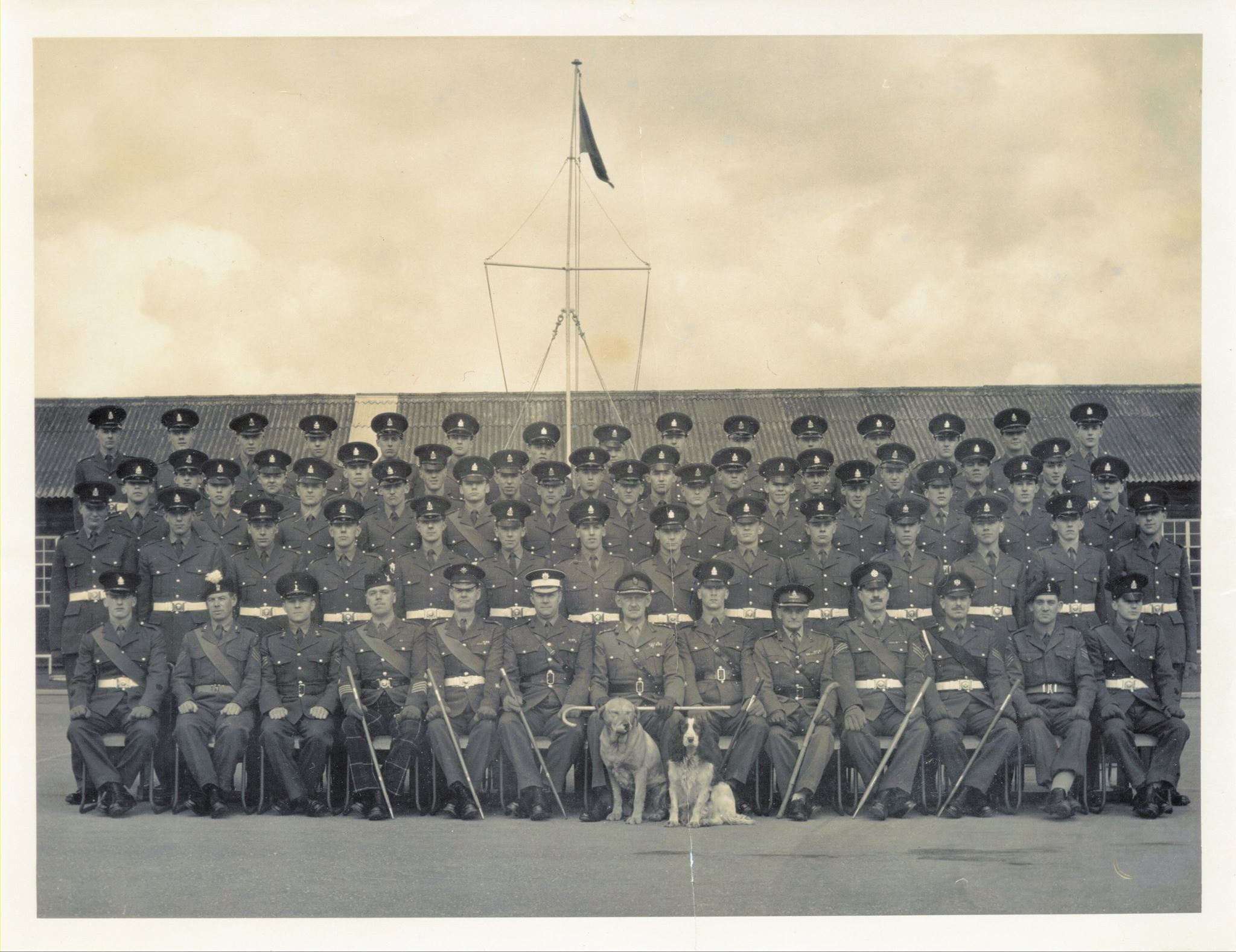 Graduation April 1963