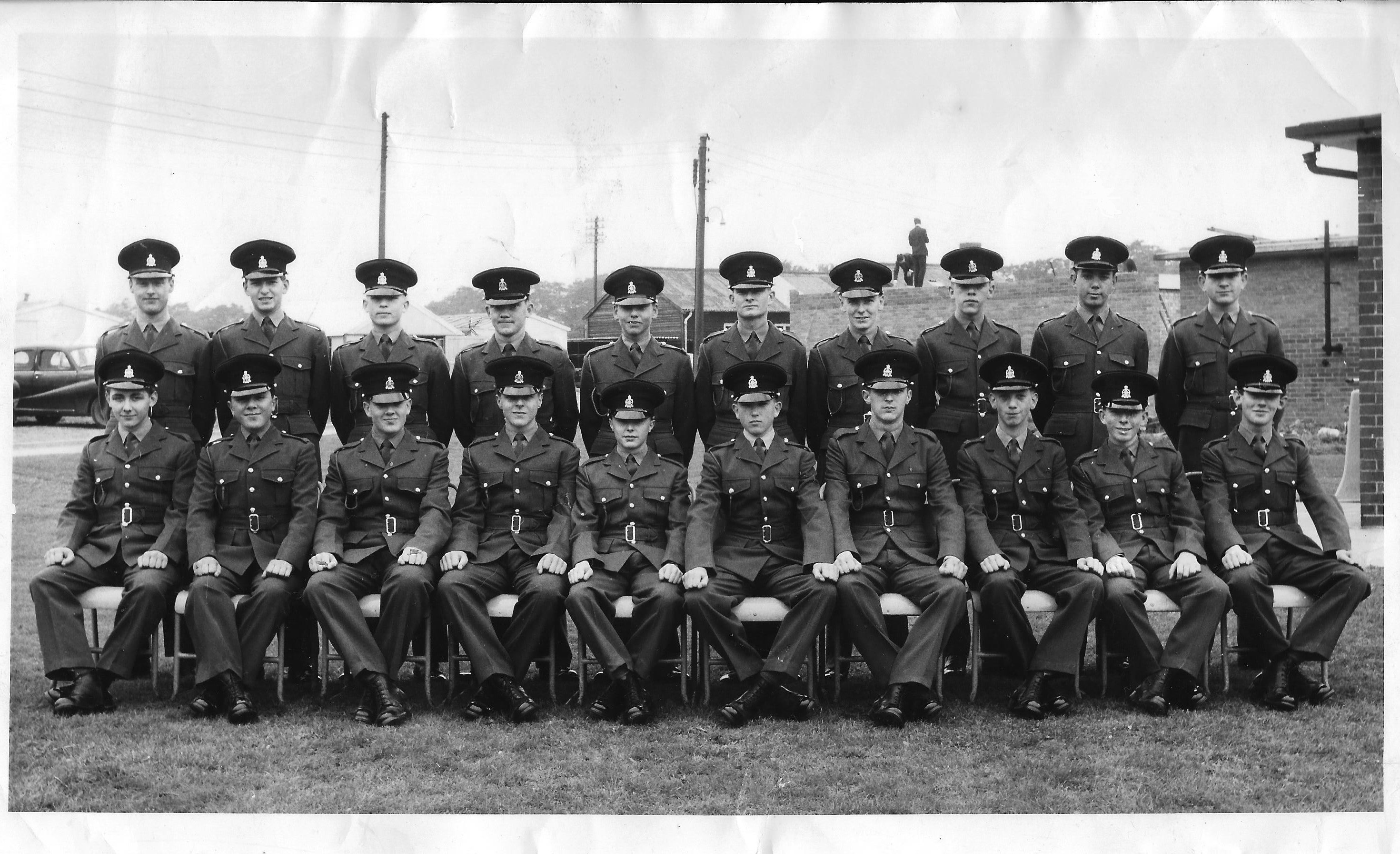 AAC 65A Scott Sqdn 1967
