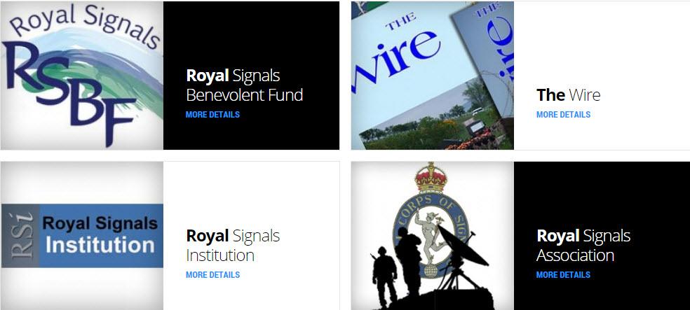 Royal Signal org