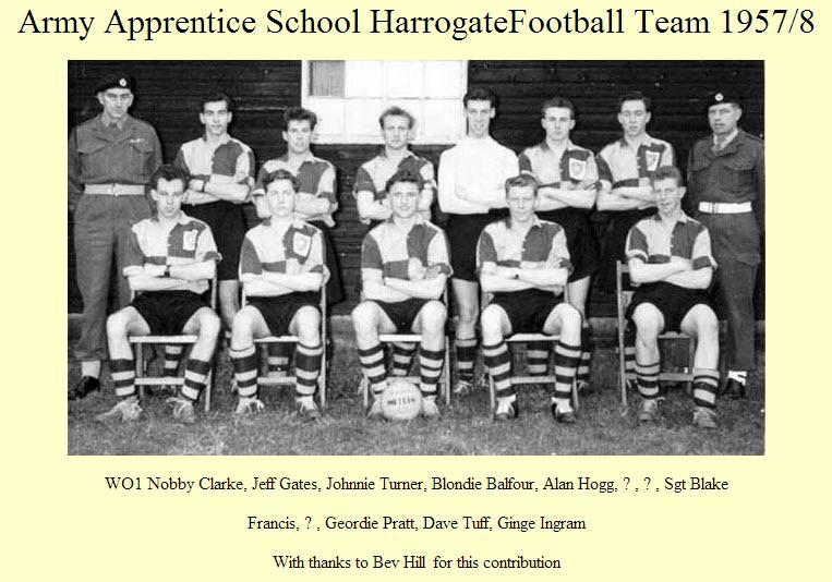 57-58 Football Team