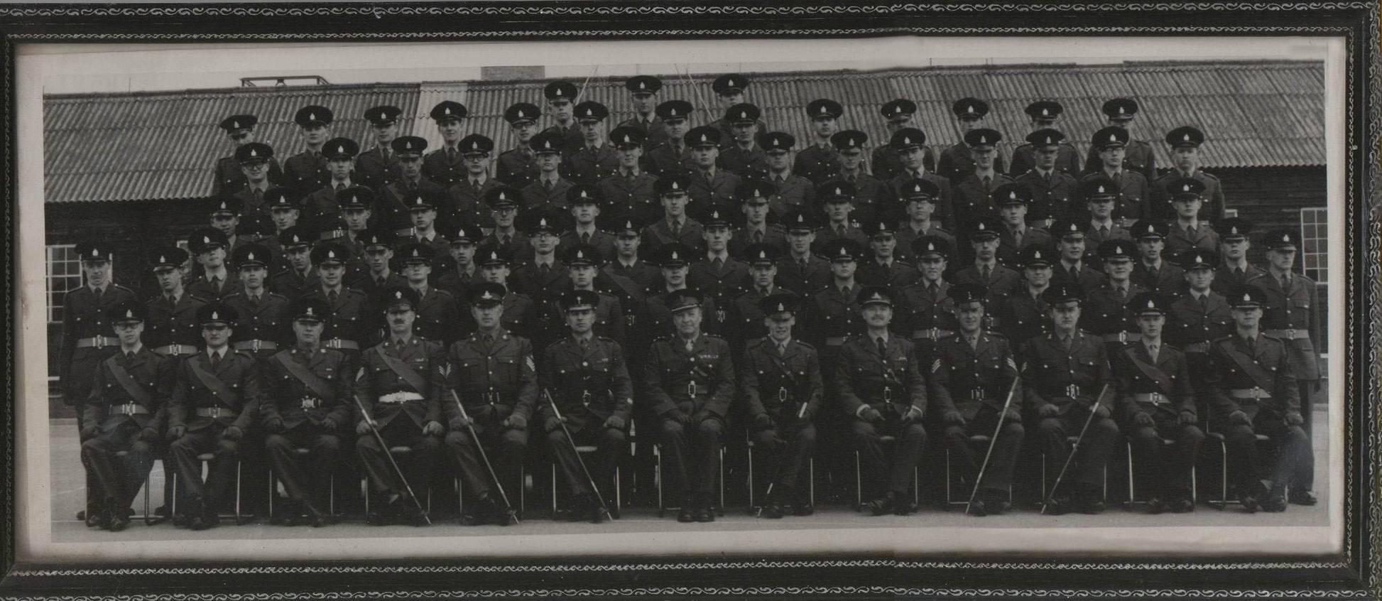 63b graduation 1966 13 April