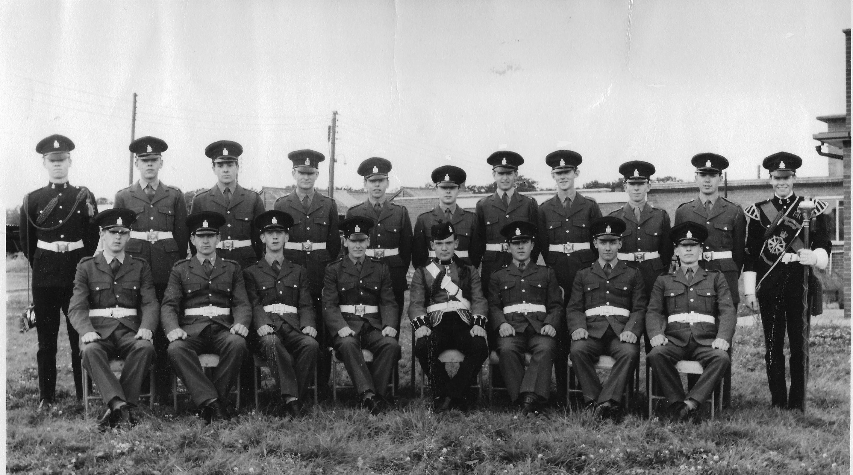 AAC 65A Scott Sqn Senior Term 1967