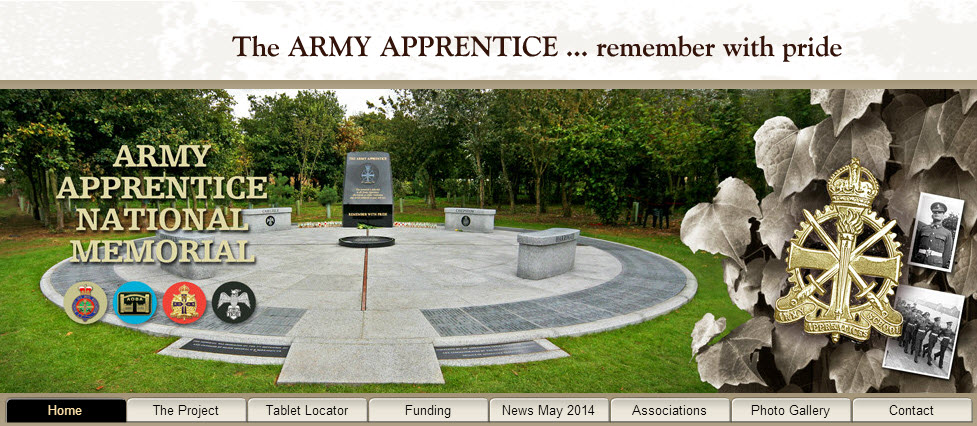 AANM Army Apprentice National Memorial