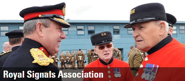 Royal Signals Association - The Harrogate Apprentice